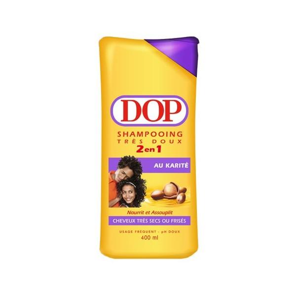 DOP Shampooing très doux au Karité 400ml