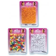 Perles plastique x200