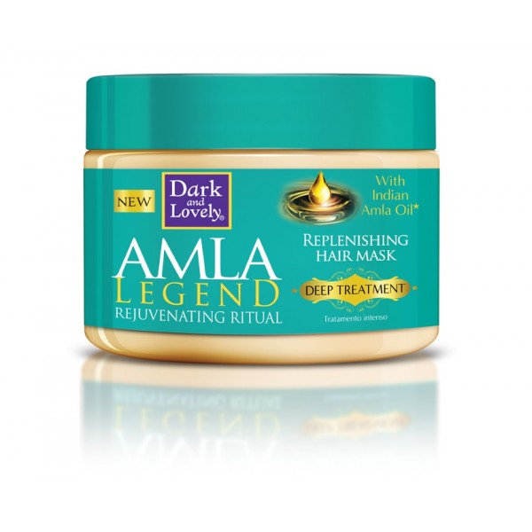 Dark and Lovely Masque fondant repulpant AMLA (Replenishing) 250ml