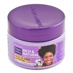 "Dark & Lovely Crème de soin et au coco ""Rich & Natural"" 150ml"