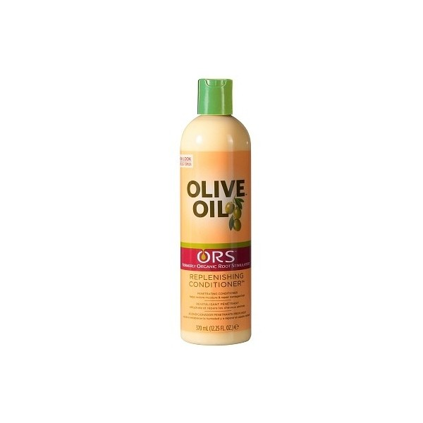 Organic Root Conditionneur profond à l'huile d'olive 362ml NOUVEAU PACKAGING
