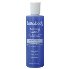 Lotion de mise en plis Lottabody 236ml