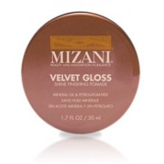 Cire brillance Velvet Gloss 50 ml