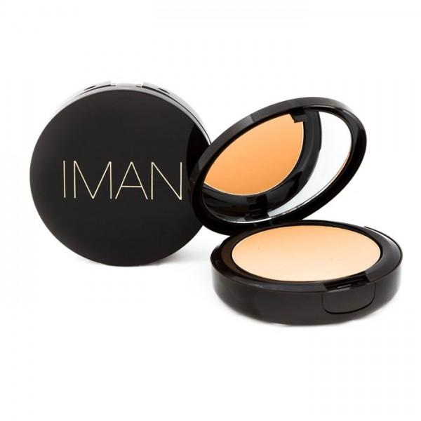 Iman Poudre compacte Luxury 10g Clay medium