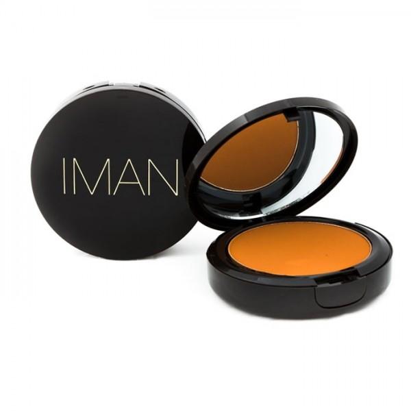 Iman Poudre compacte Luxury 10g Earth dark