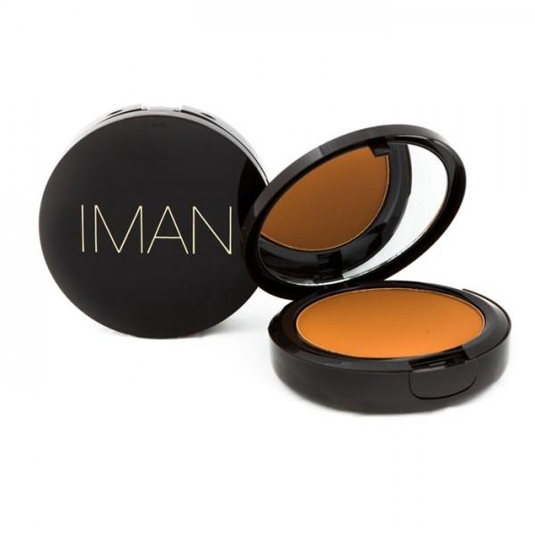 Iman Poudre compacte Luxury 10g Earth deep