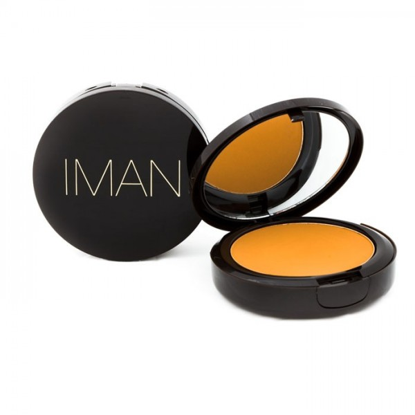 Iman Poudre compacte Luxury 10g Earth medium