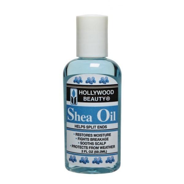 Hollywood Beauty Huile de Karité 59.2ml (Shea Oil)