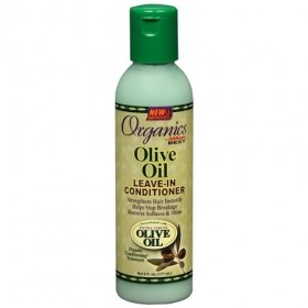 Organics by Africa's Best Après-shampooing à l'huile d'olive 177ml (Olive Oil Leave-in)