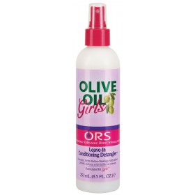 Organic Root Stimulator Spray démélant Olive Oil Girls 384.5ml