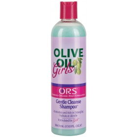 Organic Root Stimulator Shampooing Olive Oil Girls 384.5ml (Gentle)