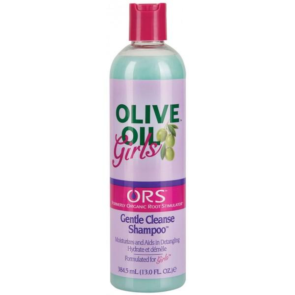 Organic Root Stimulator Shampooing Olive Oil Girls 384.5ml (Gentle)