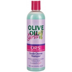 Shampooing Olive Oil Girls 384.5ml (Gentle Cleanse)