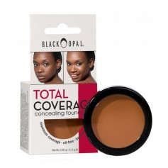 Black opal Camouflage foundation 11.4g (Total coverage)