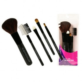 KLEANCOLOR Kit pinceaux maquillage 5 pcs