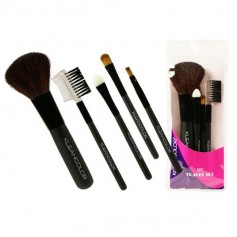 Kit pinceaux maquillage 5 pcs