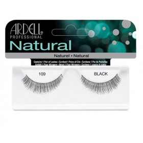 Ardell Lashes Natural 109 Half Black