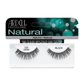 Ardell Lashes Natural 103 Half Black