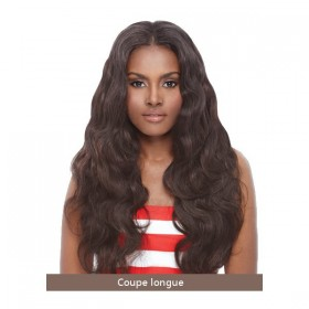 JANET tissage brésilien NATURAL BODY WAVE 6 Pcs 14,16,18""