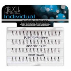 "Ardell Individual false lashes box of x56 ""Short Black"
