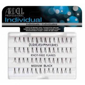 "Ardell Faux cils individuels boite de x56 ""Medium Black"""