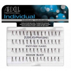 "Faux cils individuels x56 ""Medium Black"""