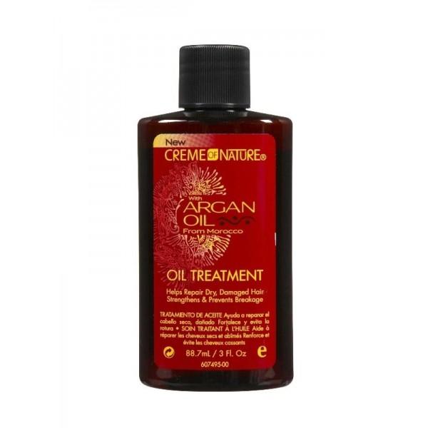 Creme of Nature Soin traitant à huile d'Argan 88,7ml