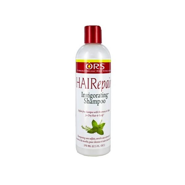 Organic Root Stimulator Shampooing vivifiant romarin & menthe 370ml (invigorating) *ancien emballage