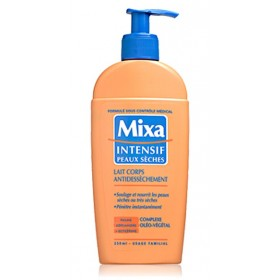 "MIXA Lait corps antidessèchement 250ml ""Mixa intensif"""