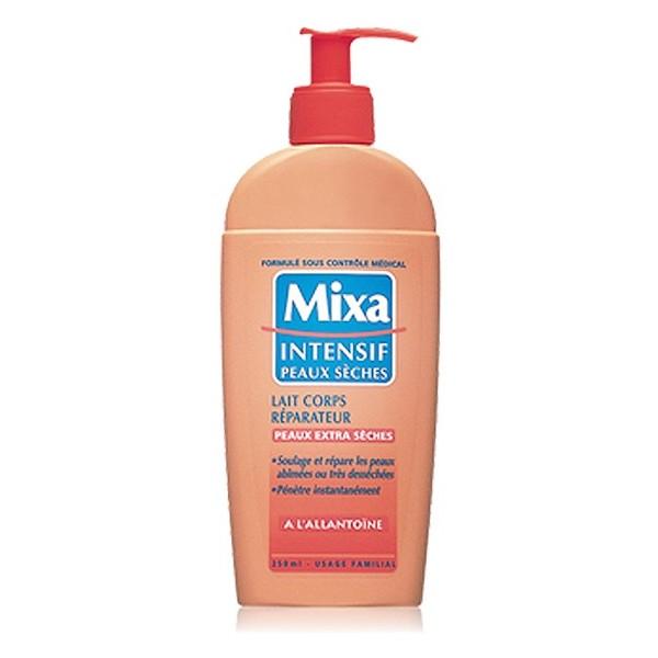 """MIXA Lait corps réparateur 250ml """"Mixa intensif"""""""