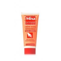 "Crème mains réparatrice 100ml ""Mixa intensif"""
