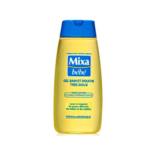 """Mixa Gel douche très doux 200ml """"Mixa bébé"""""""