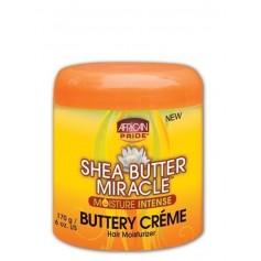 Shea Butter Hair Cream 170g (Buttery)