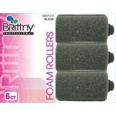 Jumbo foam rollers (x6)