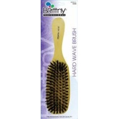 "Brosse poils de sanglier durs ""Hard wave brush"""