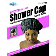 Bonnet de douche Deluxe DRE103 (Shower Cap)