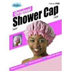 Bonnet de douche Original DRE 102 Coloris assortis (Shower Cap)