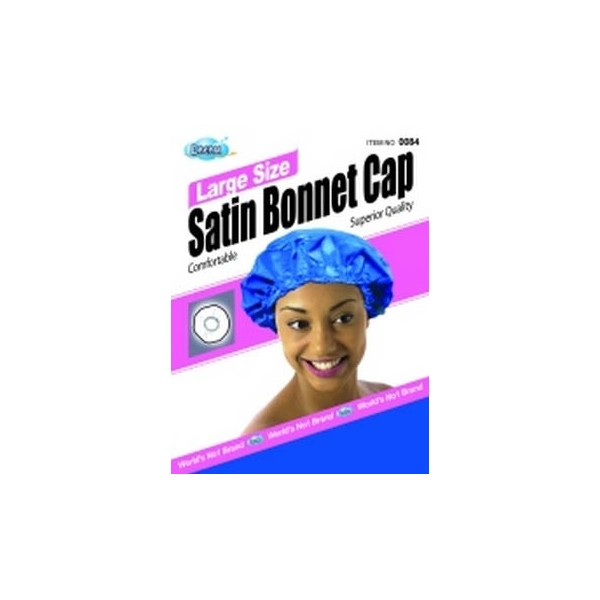 DREAM Bonnet en satin pour cheveux Coloris assortis L