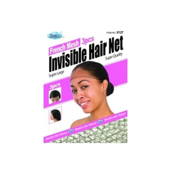DREAM Bonnet filet invisible (French Mesh)