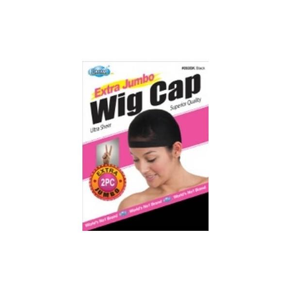 """DREAM Bonnet perruque """"Extra Jumbo Wig Cap"""" x2"""