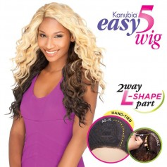 SENSAS perruque Easy 5 FINGER (L Part Lace) *