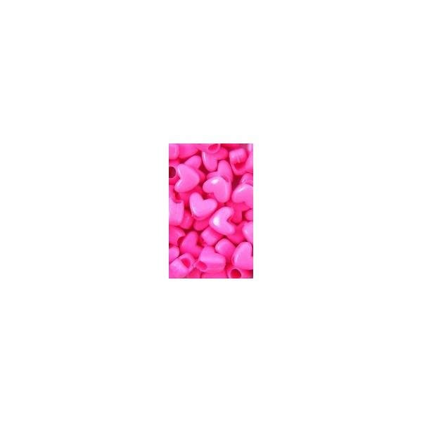 Chloe Perles plastiques en coeur x120 HP