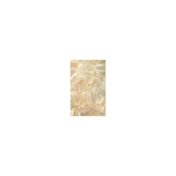 Chloe Perles en coeur x35 avec crochet 10cm C