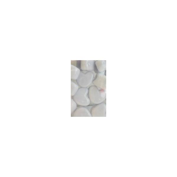 Chloe Perles en coeur x35 avec crochet 10cm W