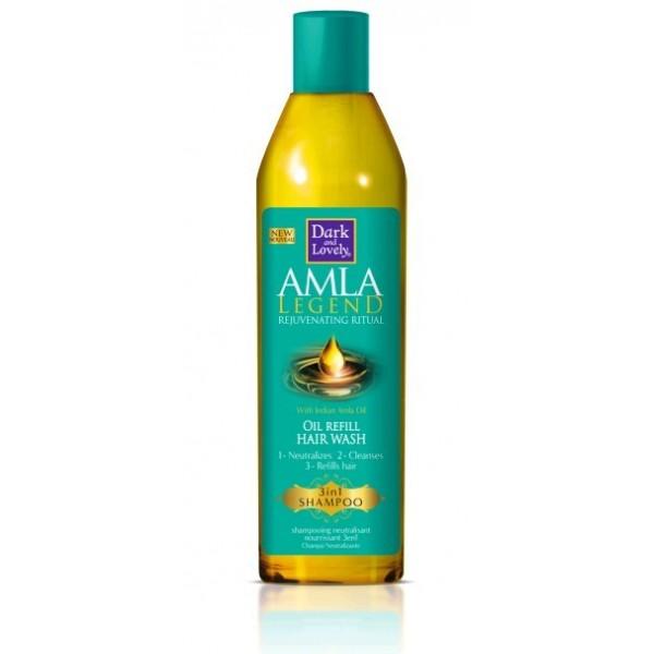Dar & Lovely Shampooing 3en1 AMLA (Oil Refill) 250ml