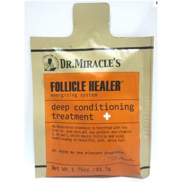 "Dr Miracle's Pommade capillaire énergisante ""Follicle Healer"" 48,7g"