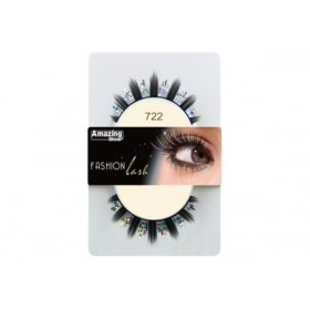 Amazing Shine Faux cils Fashion Noir shine 722