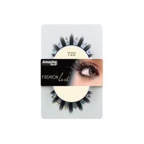 Amazing Shine Faux cils Fashion Noir shine 722