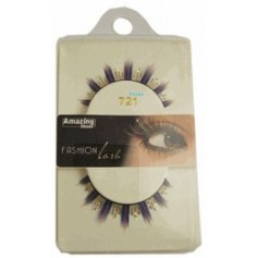Faux cils Fashion Bleu shine 721