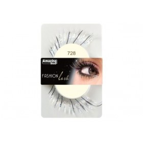 Amazing Shine Faux cils Fashion Blanc dramatique 728